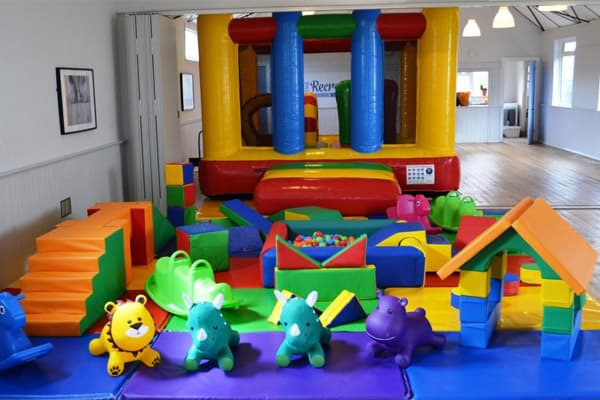 Leighton Soft Play Company