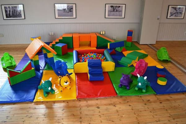 Leighton Soft Play 2
